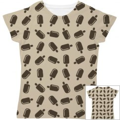 Cute Popsicle All Over Print