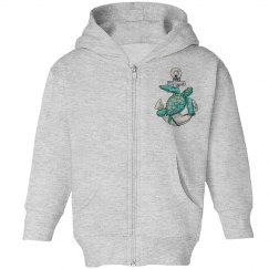 Sea Turtle Children's Hoodie