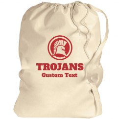 Custom Trojans Sports College Gift