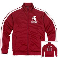 Custom Trojans Football Jackets