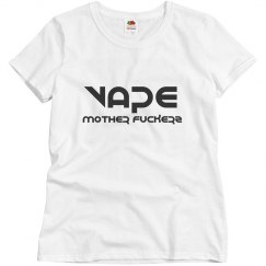 Vape Mother Fuckerz Tshirt