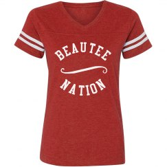 Beautee Nation Jersey Style
