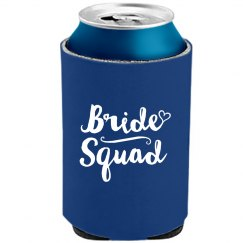 Bride Squad Can Cooler
