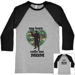 Camo-Army Mom