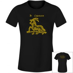 Capricorn Junior Fit Ladies Tee