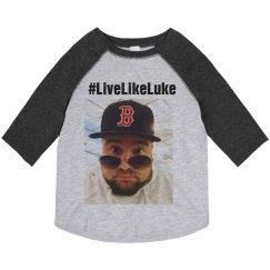 Toddler #LiveLikeLuke