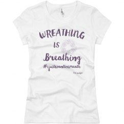 wreathing is breathing