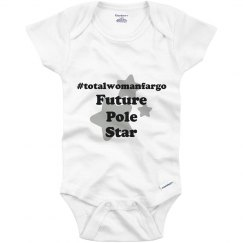 Pole Star Onesie