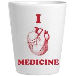 "I ""Heart"" Medicine"