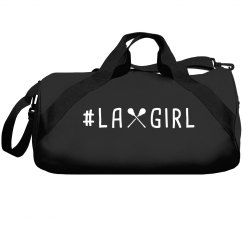 Lax Girl Sporty Duffel Bag