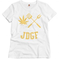 JDGF SHIRT ladies yellow