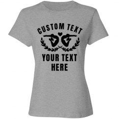 Custom Gymnastic Cute Shirt