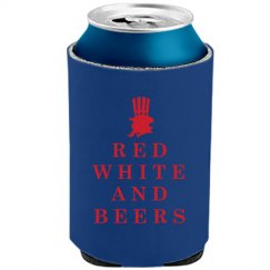 Red White and Beers