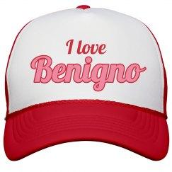 I love Benigno