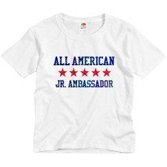 Jr. Ambassador Opening Number (Youth) 2018