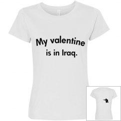 valentine in iraq