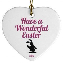 Have wonderful easter