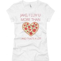 Love You More Valentine