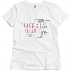 Custom Illustrated Track Shirt