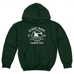 Track & Field Youth Hoodie