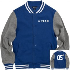 A-Team Letterman