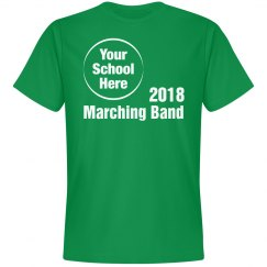 Custom Logo Marching Band Tee
