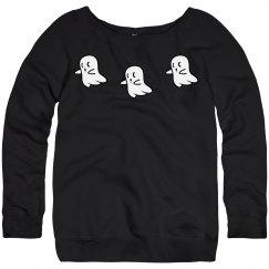 Cute Ghosts Sweater