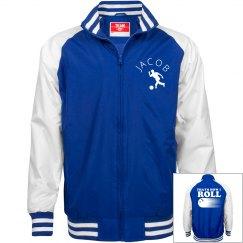 Custom Bowling jacket