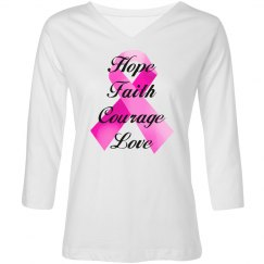 Pink Ribbon Faith