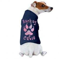 Barking Cutie