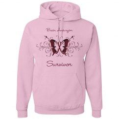 Aneurysm Butterfly Hoodie