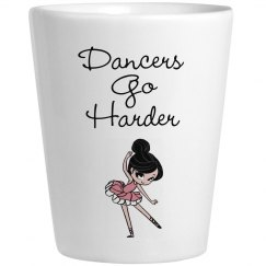 Dancer Shot Glass