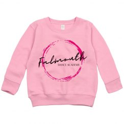 Toddler FDA Crew Neck - Pink
