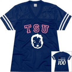 TSU Girl Jersey (Blue)