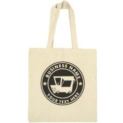 Canvas Bargain Tote Bag