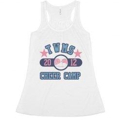 Cheer Camp Tank