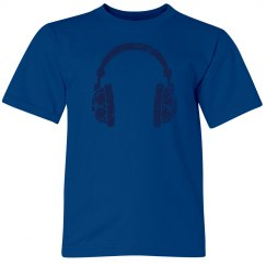 Distressed Headphones