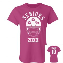 Powderpuff Senior Girl