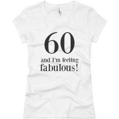 Feeling Fabulous At 60