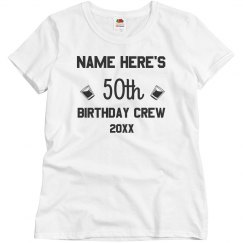 d848d6d74 Custom Birthday Shirts, Tank Tops, Sashes, & More