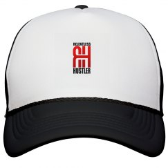Red and White Snapback