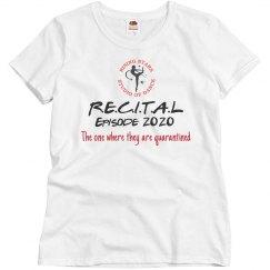 Quarantine Recital