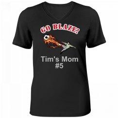 Soccer Mom Rhinestone
