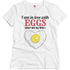I love eggs