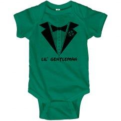 Lil' Gentleman Onesie