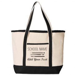 Custom Teacher Bag
