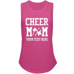 Cute And Trendy Cheer Mom