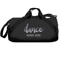 Red Metallic Dance Name
