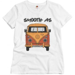 Smooth as Kombi Blue