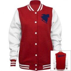 East view patriots women's jacket 2.